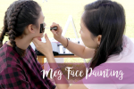 Meg Face Painting
