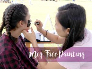 Meg Face Painting